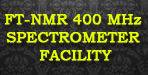 FT-NMR 400 MHz SPECTROMETER FACILITY